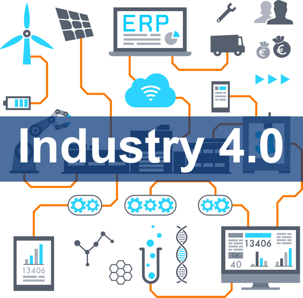 Industry 4.0 Rettificatrici Robbi Group